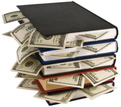 Books, Education, and $$