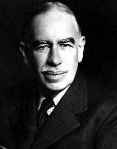 """If I owe you a pound, I have a problem, If I owe you a million pounds, the problem is yours."" John Maynard Keynes"